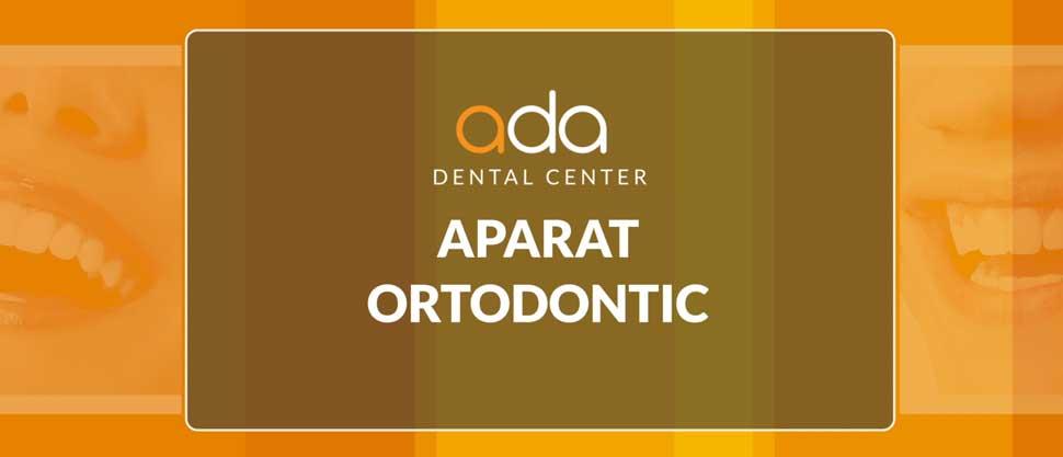 Aparatul ortodontic transparent, cea mai modernă și confortabilă metodă de a îndrepta dinții